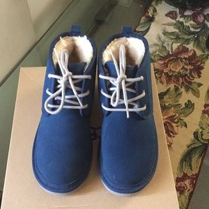 UGG Shoes | New Ugg Boys Neumel Navy
